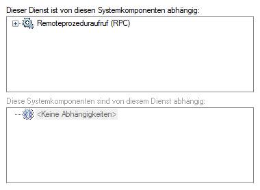 Windows Media Center-Empfängerdienst